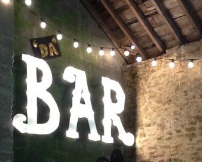Bar in barn