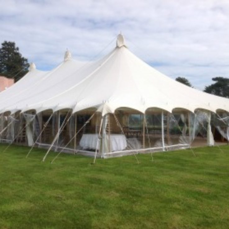 Traditional Canvas Marquees For Hire South West Marquees
