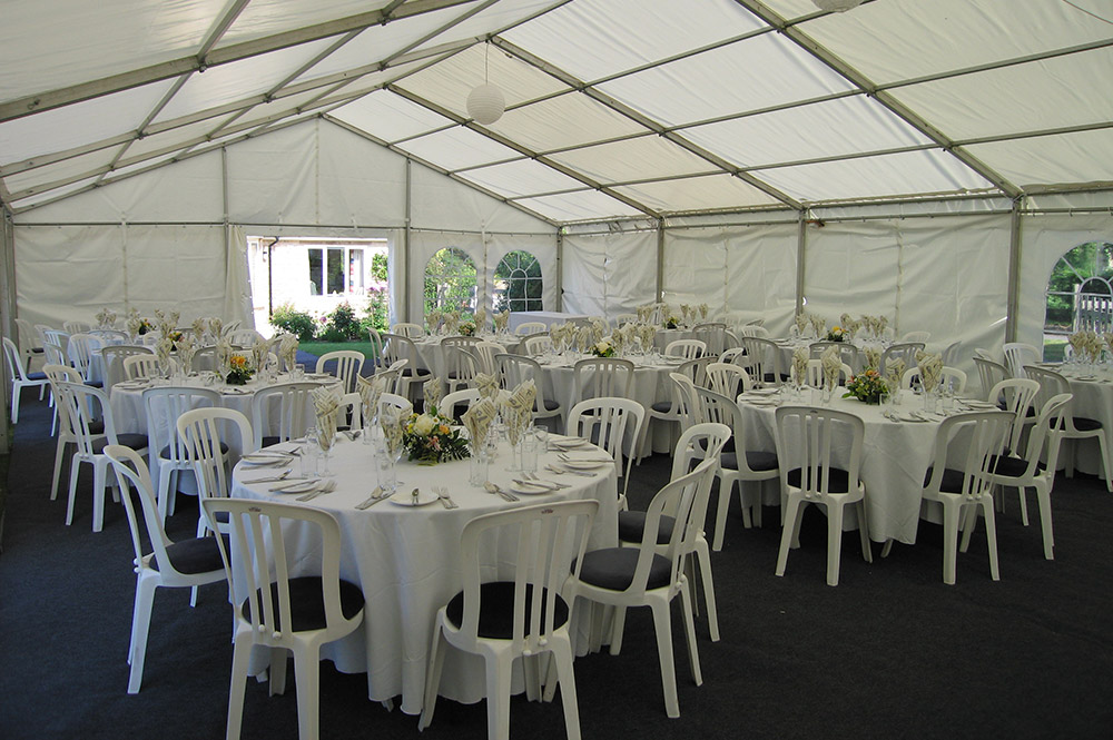 Table and chair hire in somerset bath south west uk