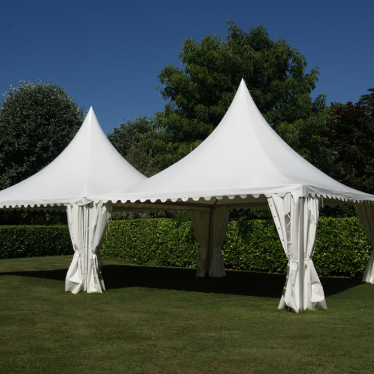 chinese hats joined & Pagoda Style u0026 Chinese Hat Marquees | South West Marquees
