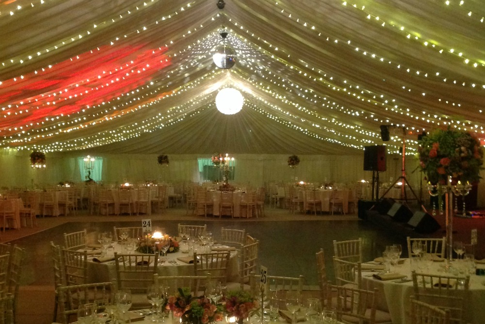 Beautiful Lighting Hire For All Occasions From South West