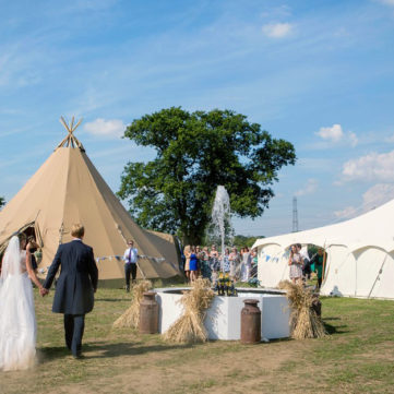 tipi-and-canvas-marquee-wedding-combination