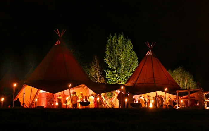 tipi-wedding : tipi tent hire - memphite.com