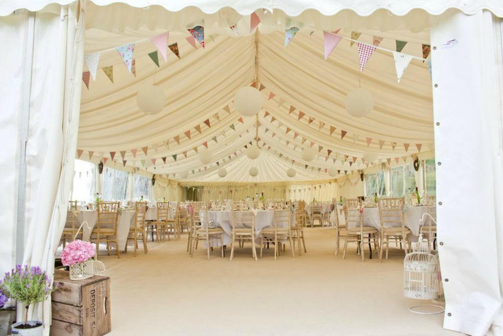 Frame Marquee Hire in Somerset & Bath | South West Marquees