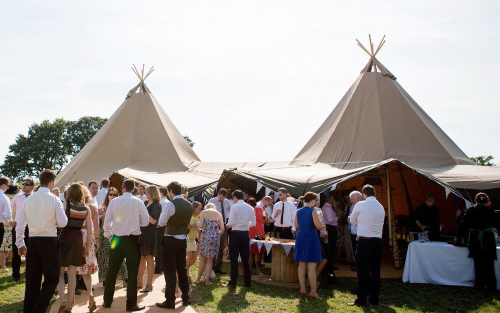 Tipi Hire In Somerset Amp Bath South West Marquees
