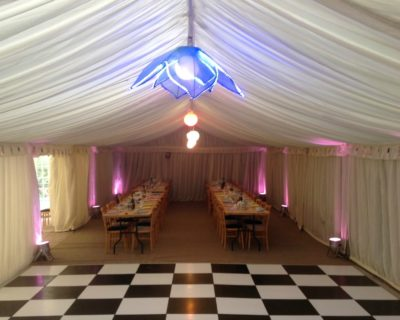 Frame Marquee Tea Party