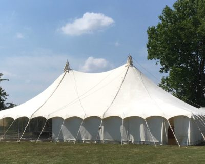 Canvas Marquee 12m x 18m