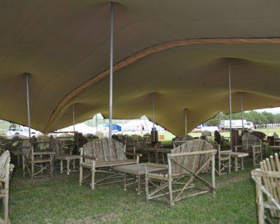 Stretch Tent Picninc Interior