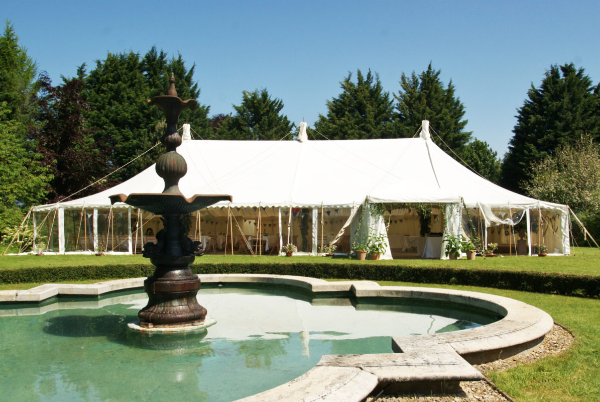 South West Marquees - PVC Traditional