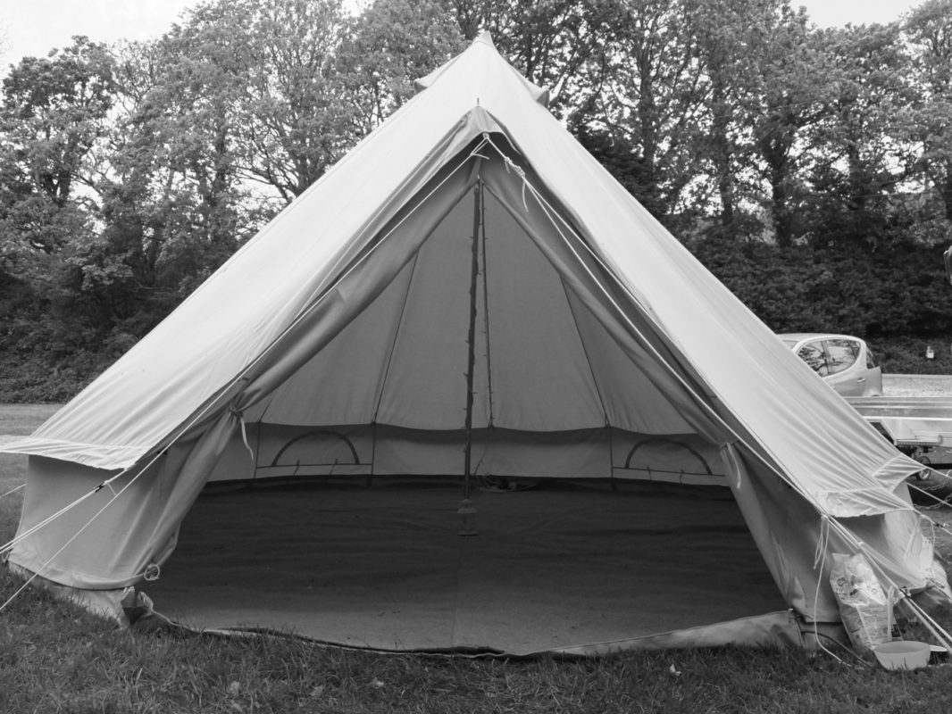 South West Marquees - Bell Tent