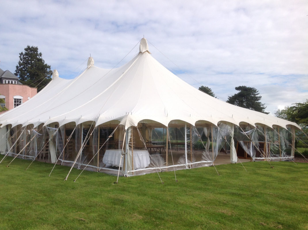 South West Marquees - Canvas Traditional