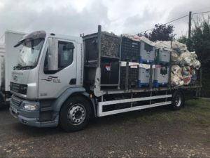 South West Marquees - Lorry
