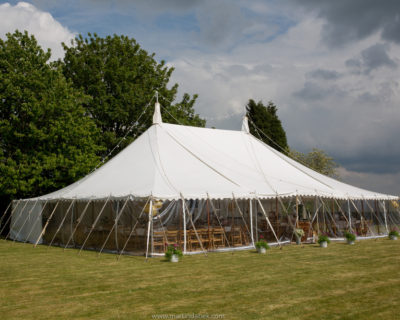Traditional Marquee 12m x 18m