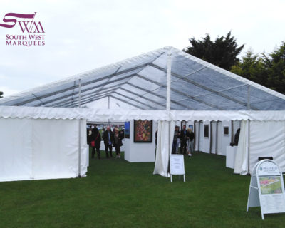clearspan panoramic marquee