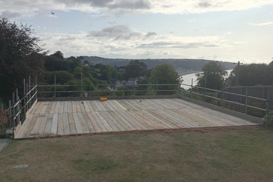 Marquee Platform - Seaton Beach
