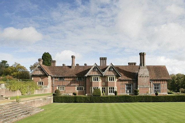 An Edwardian Manor In The Heart Of Wiltshire
