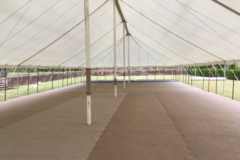 View From Under The Marquee