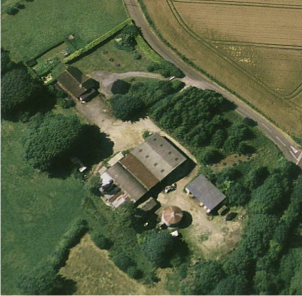 Castle hill Farm 2008