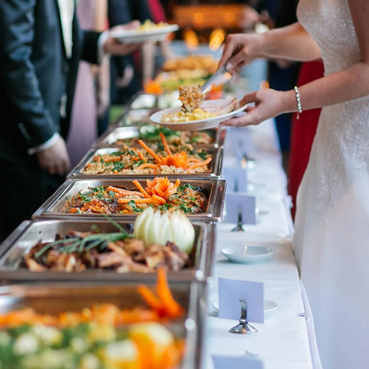 Gourmet Vegan Wedding Catering