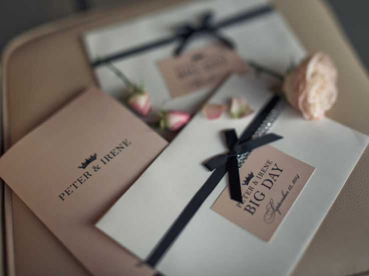 Planning Your Wedding Stationery