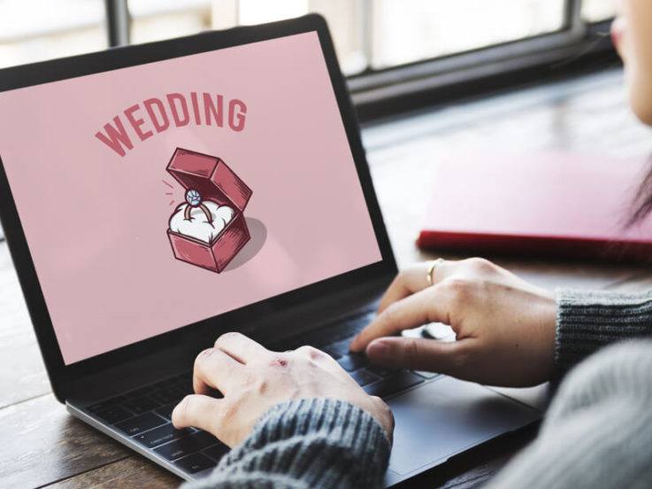 A Guide To Social Media At Your Wedding