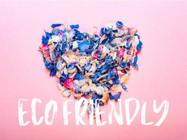 Eco-Friendly Alternatives to Confetti